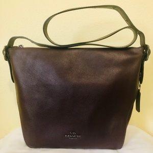 Coach purse duffle Shoulder Crossbody